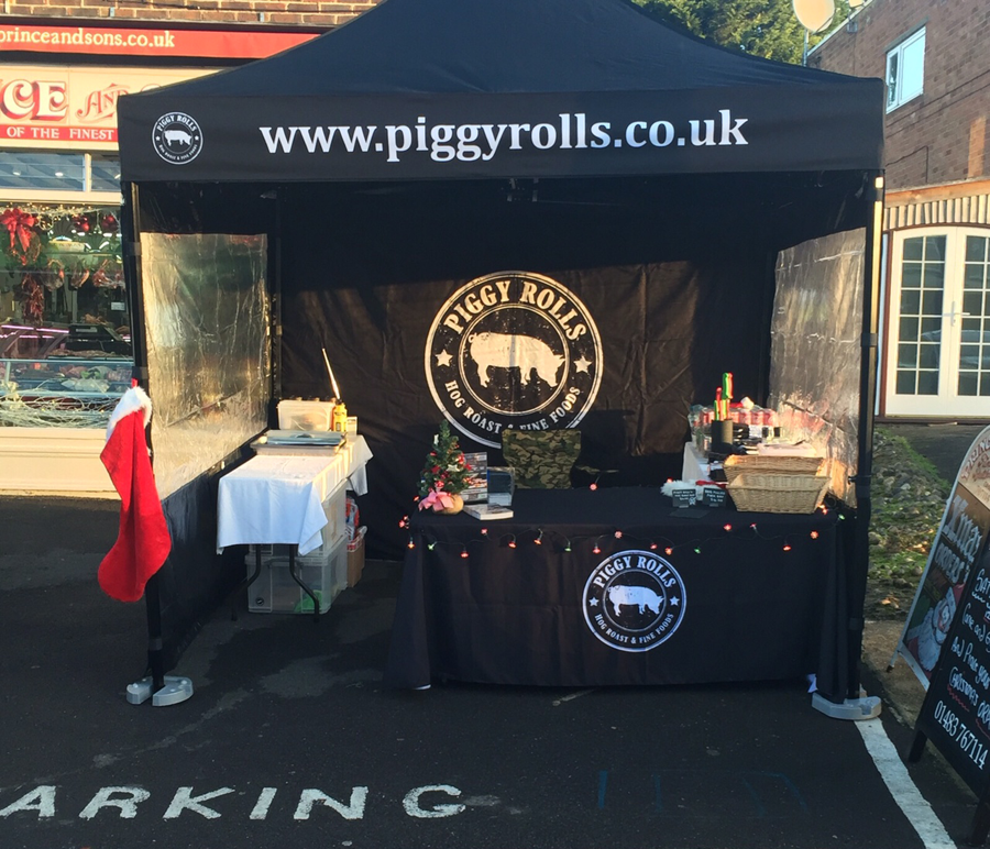 Horsell United Kingdom  City pictures : Horsell Hog Roast 28 November Piggy Rolls