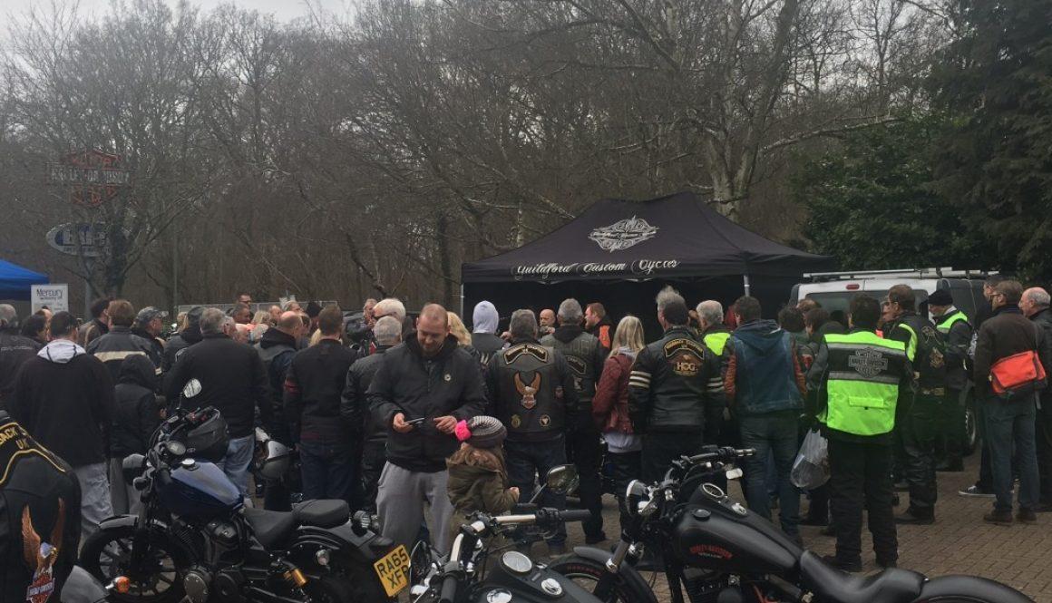 Hog Roast- Harley Davidson - Piggy Rolls